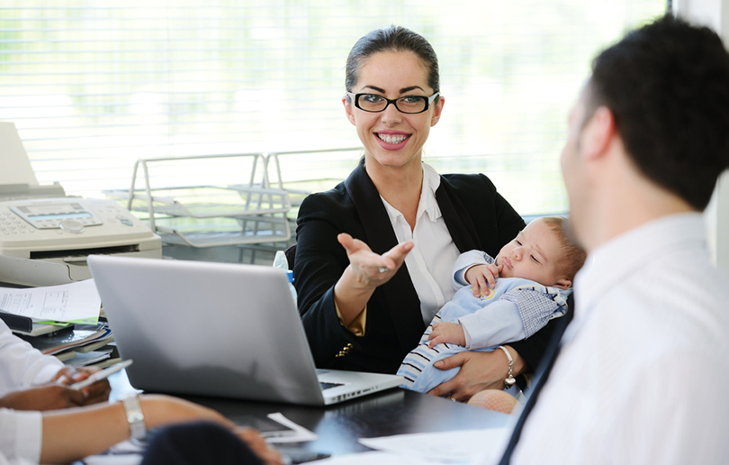 Motherhood and the 9 to 5