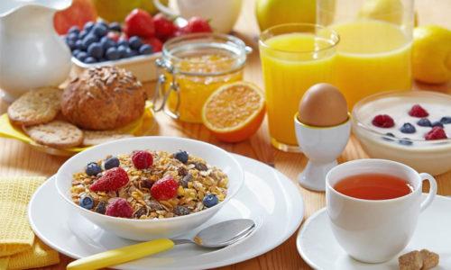 Suhoor, an Early Breakfast?