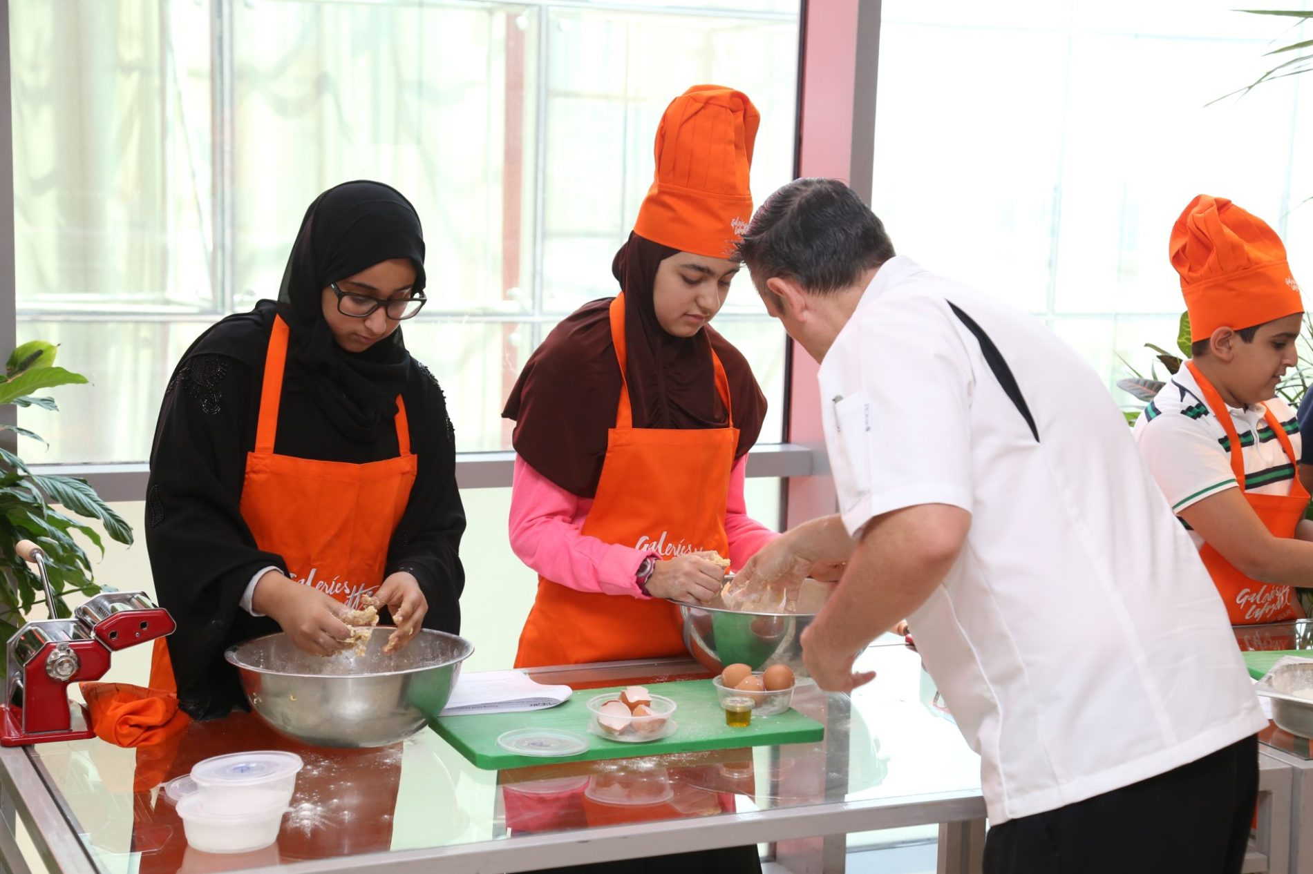 Young Chef Club