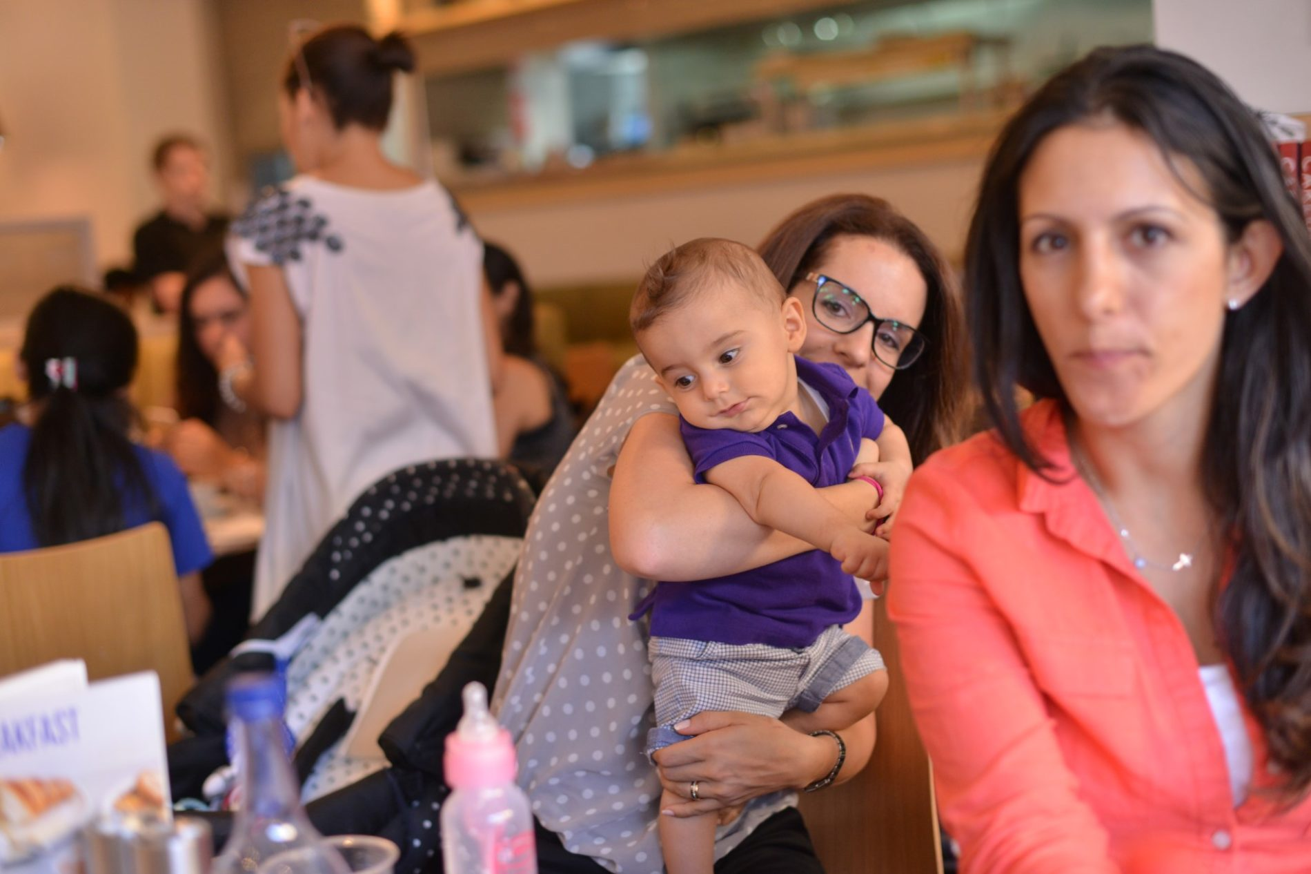 Mama Meets at Carluccio's