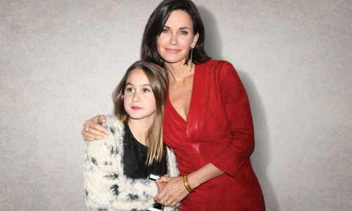 Courteney Cox talks about parenting and her regrets fighting ageing