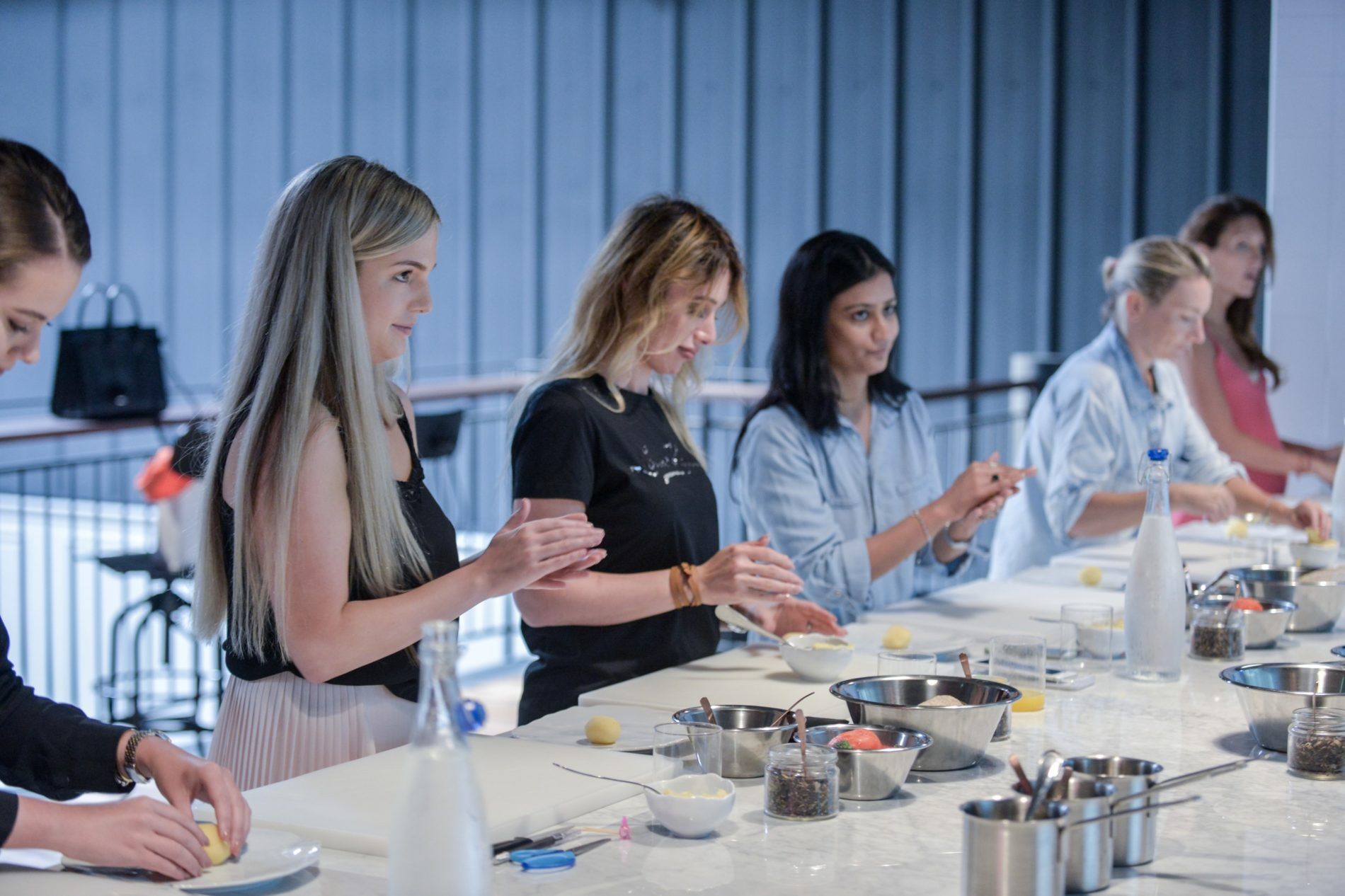 Jacobs Food Diaries – cooking classes with Laleh Mohmedi