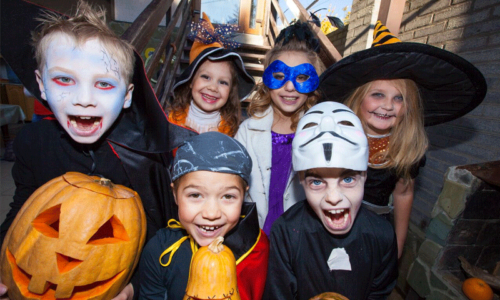 Seven essential safety tips for Trick or Treating in Dubai