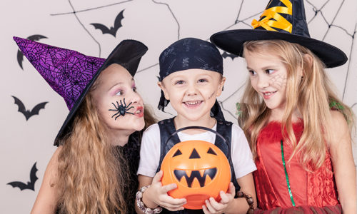 Six tips you need to know for throwing an awesome kids' Halloween party