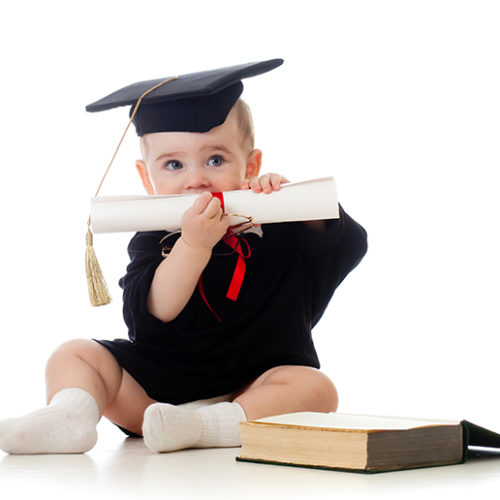 Tips on saving money for your child's education