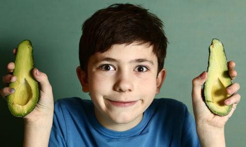 Four easy healthy vegan kids' snacks