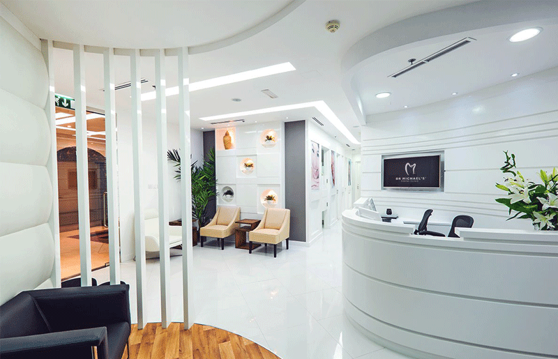 Dr-Michael's dental clinic