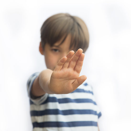 Teaching Your Child to Say 'No'