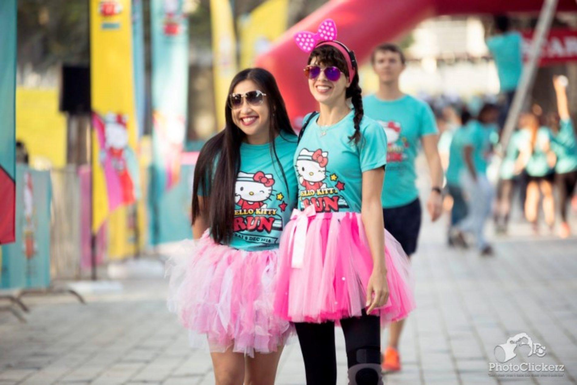 Hello Kitty Run Dubai 2016