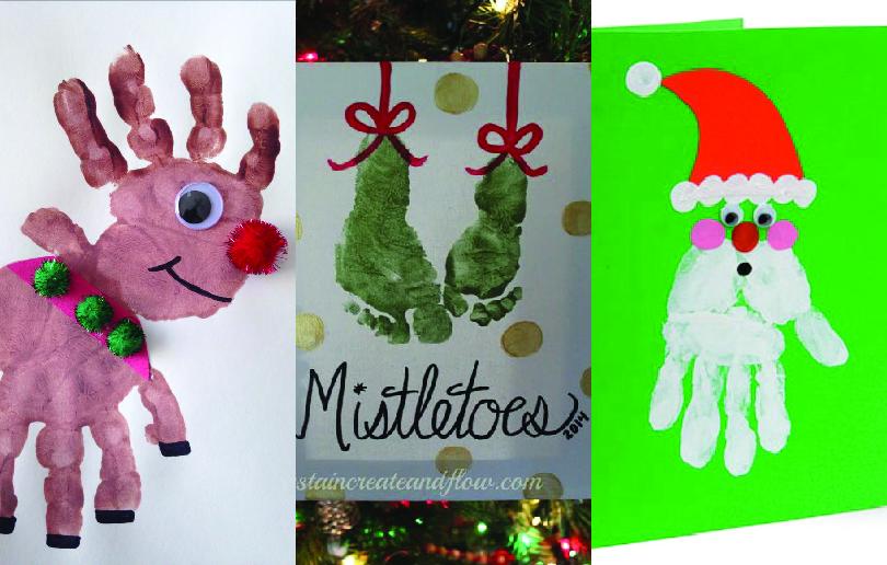 Five festive hand painting ideas Dubai kids will love