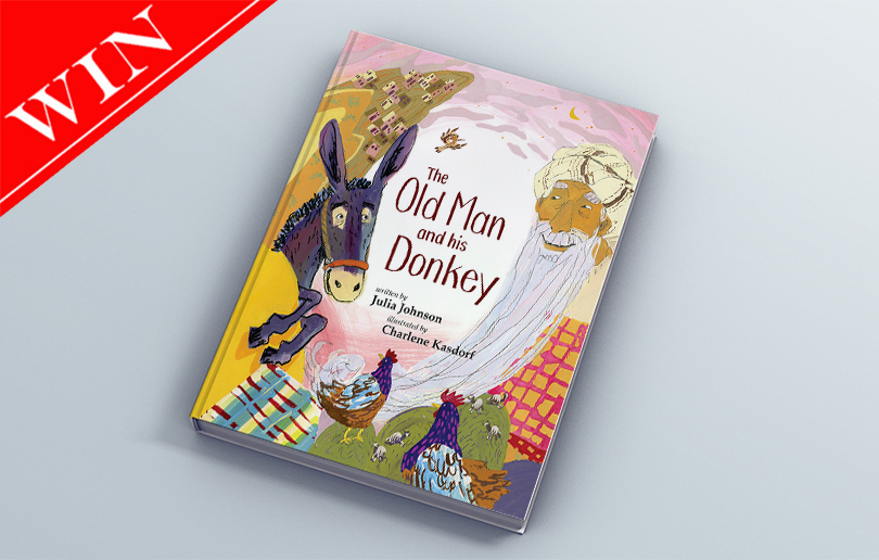 Win a Children's Book Bundle Worth AED 260 from an Award-Winning Author