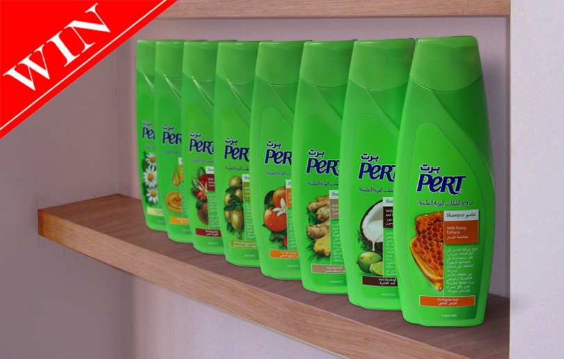 Win a Bundle of PERT Products Worth AED 300