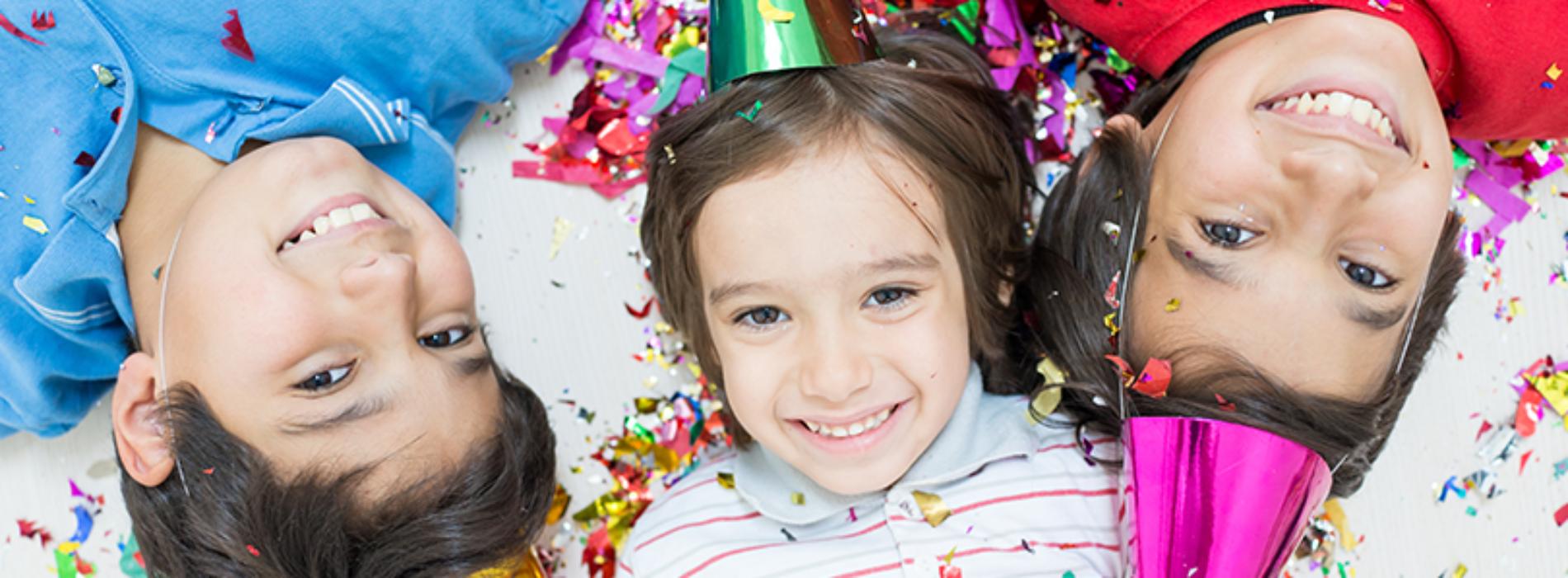 Five best kids' party venues in Dubai