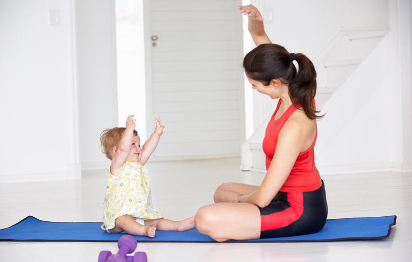 baby yoga dubai