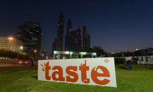Taste of Dubai 2017