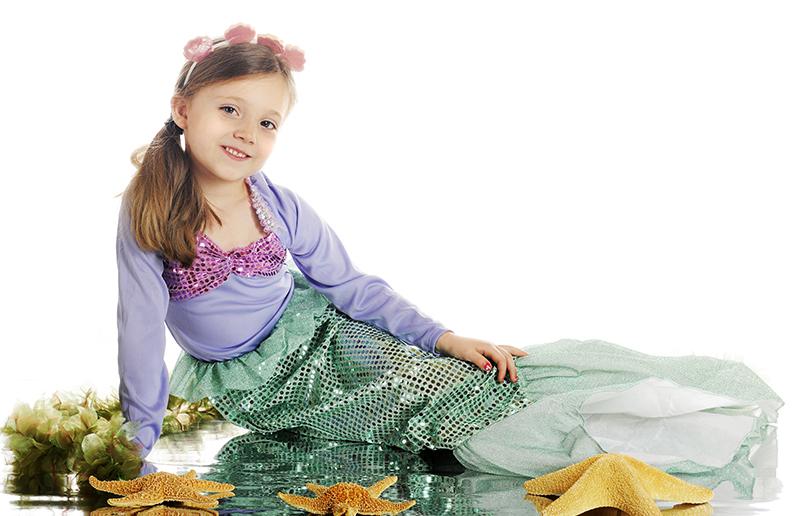kids mermaid Dubai
