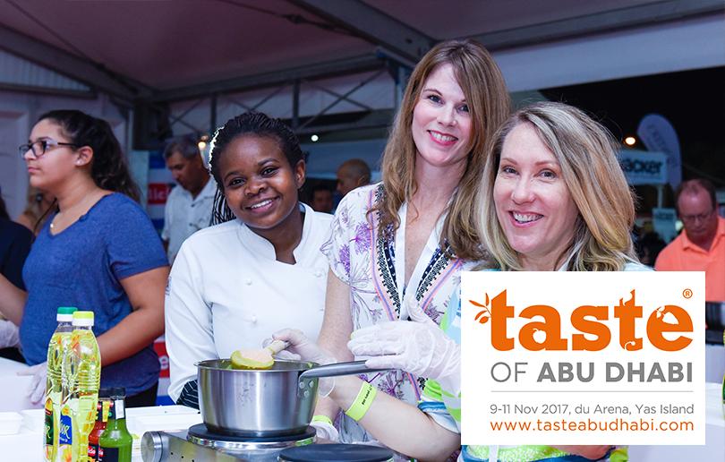 Taste of Abu Dhabi 2017