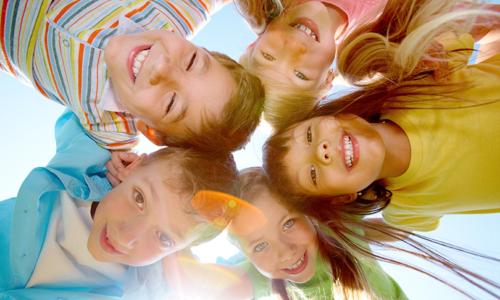 Fantastic kids' summer camp in Abu Dhabi