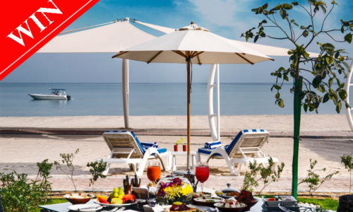 Win a Complimentary One-Night Stay at Danat Jebel Dhanna Resort Worth AED 2,532