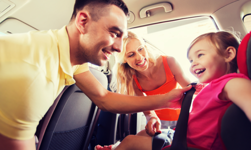 All Dubai taxis to have two child seats