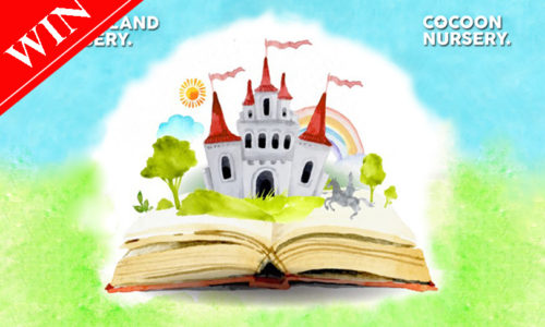 Win One Week at Kid's Island & Cocoon Nursery's 'Storybook Explorer' Summer Camp Worth AED 900