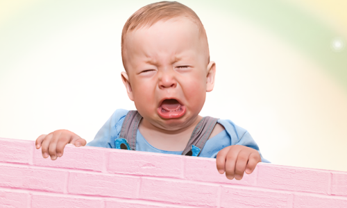 Ten reasons babies cry and how to soothe them