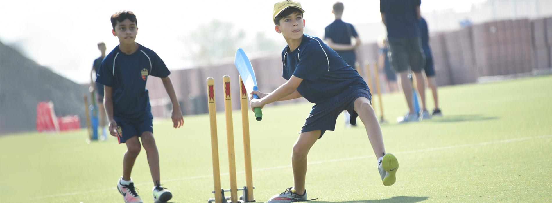 International cricket star partners with Kings' schools in Dubai