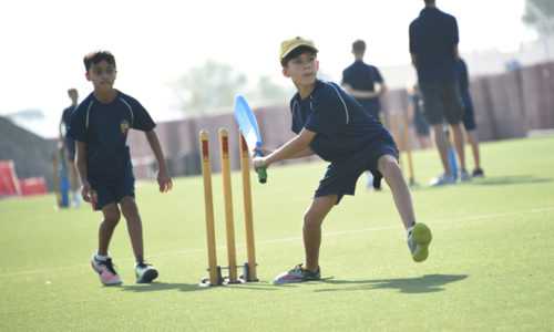 International cricket star partners with Kings' schools in Dubai