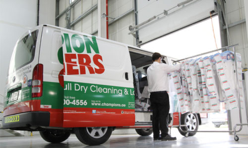 Win a gift voucher from Champion Cleaners worth AED 500