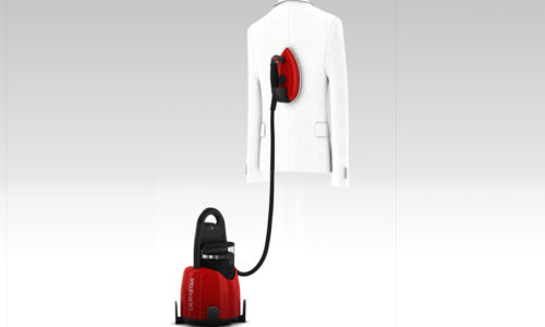 Win a Laurastar Red Lift Steam Generator worth AED 1749