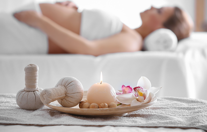 maternity massages