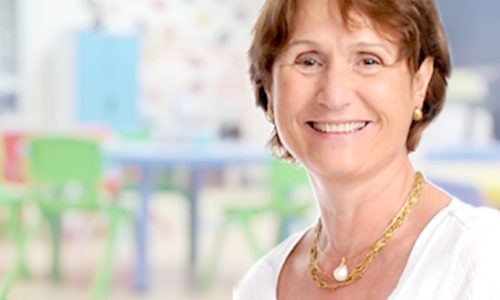Featured Principle: Isabelle Amatoury from Kid's Island Nursery