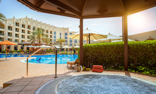 Win a day pool for two adults and lunch at Zest restaurant worth AED 755