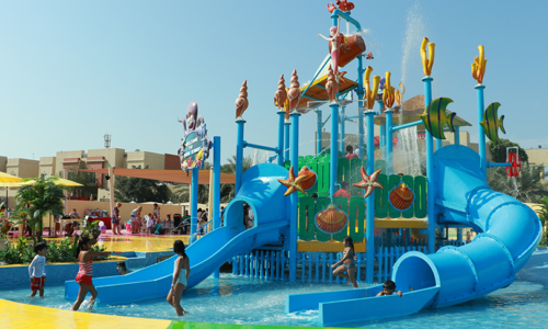 Win two one-month child membership passes plus free entry for accompanying adult to Splash and Party worth AED 1000.