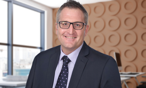 Featured principal: Darren Gale, Kings' School Nad Al Sheba