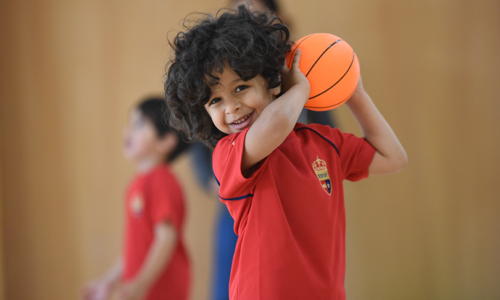 Eleven ways to encourage your child to love sport
