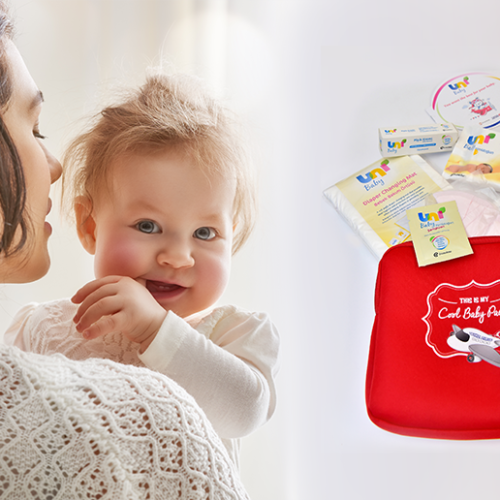 We love these excellent new Turkish Airlines baby packs