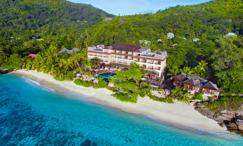 Win 2 nights for 2 adults & 1 child at DoubleTree By Hilton Seychelles – Allamanda Resort & Spa worth AED 4, 000