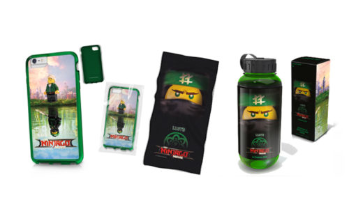 Win 1 of 5 NINJAGO LEGO gifts bags excluding goodies worth a total of AED 575