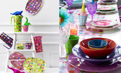 Win a selection of RICE tableware products for the whole family worth AED 500