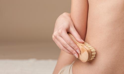 Dry Skin Brushing: Beyond Skin Deep