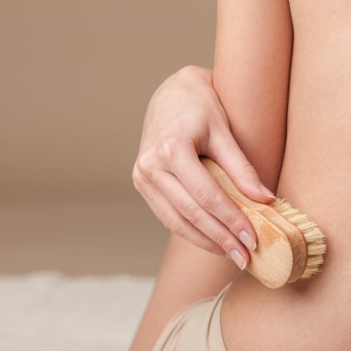 Dry Skin Brushing: Beyond Skin Deep