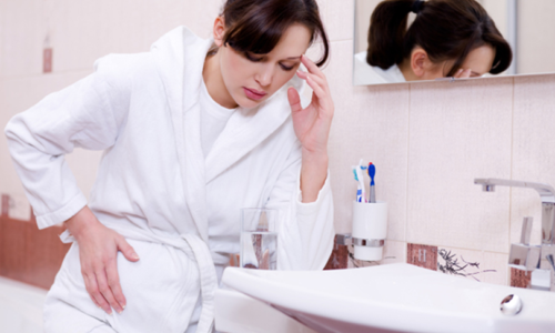 Tips to Fight Morning Sickness