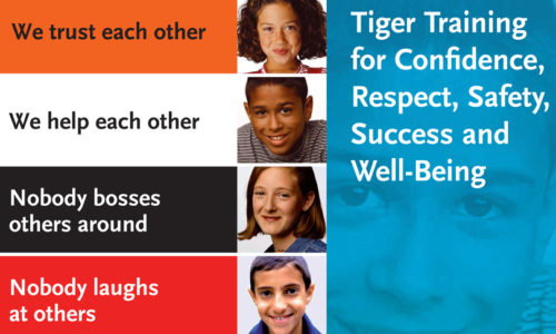 Tiger Training…Life Skills & Anti-Bullying Program