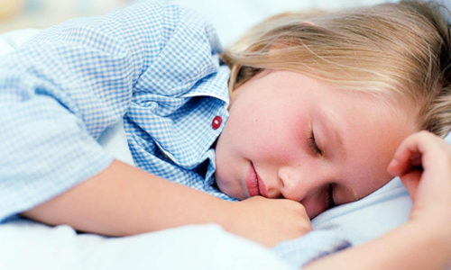 How to tackle sleep deprivation in children
