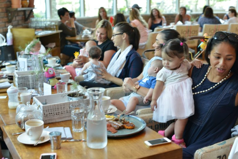 Citispi Bumps & Beyond Coffee Morning