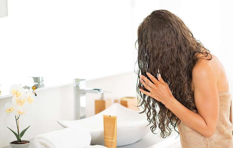 Dubai mums - Skip the hair dryer
