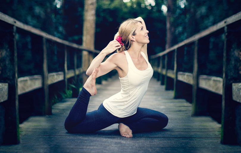 Seven reasons new mums need to try postnatal yoga