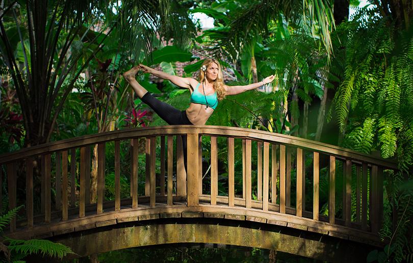 Seven reasons new mums need to try postnatal yoga
