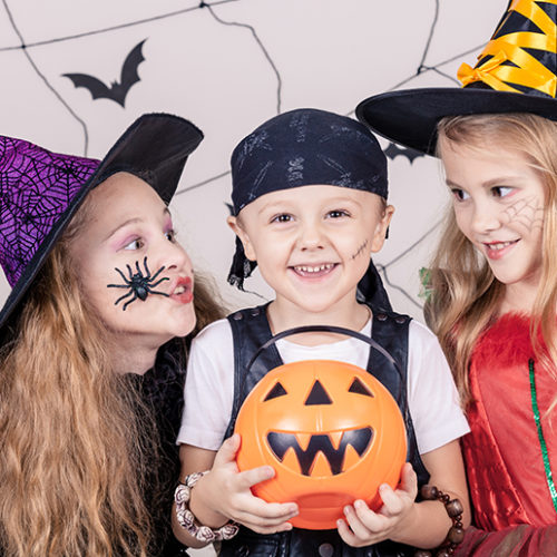 Where to take the kids to celebrate Halloween in the UAE